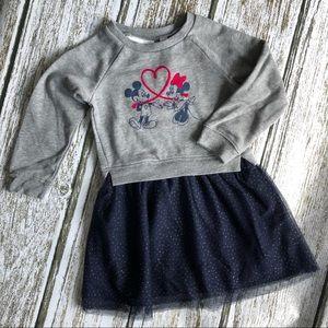 BabyGap Mickey & Minnie dress